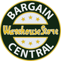 Bargain Central Warehouse Logo
